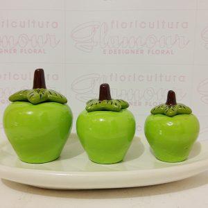 Trio De Abóboras Verde