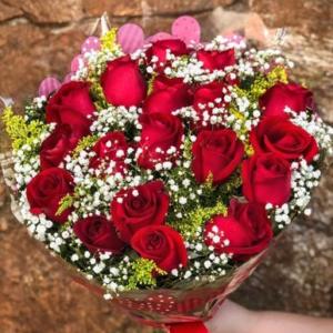 Boque de 24 Rosas